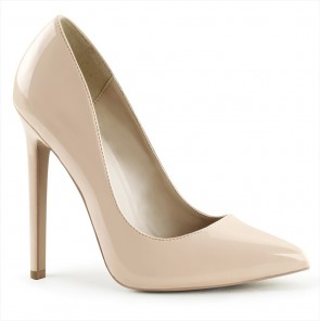 "Pleaser SEXY-20 5"" Heel Pointed Toe Pump"