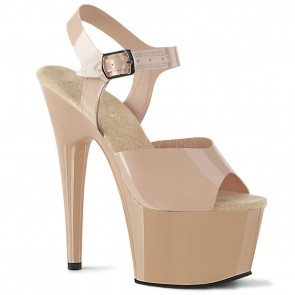Pleaser ADORE-708N Cream (Jelly-Like) TPU/Cream