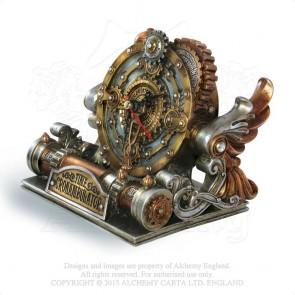 The Vault V26 -Time Chronambulator - Desk Clock